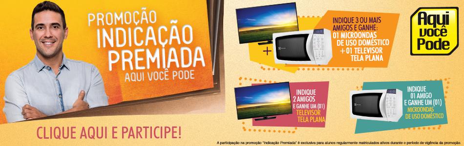 Banner Indicação Premiada